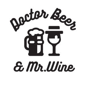 DOCTOR BEER AND MR WINE