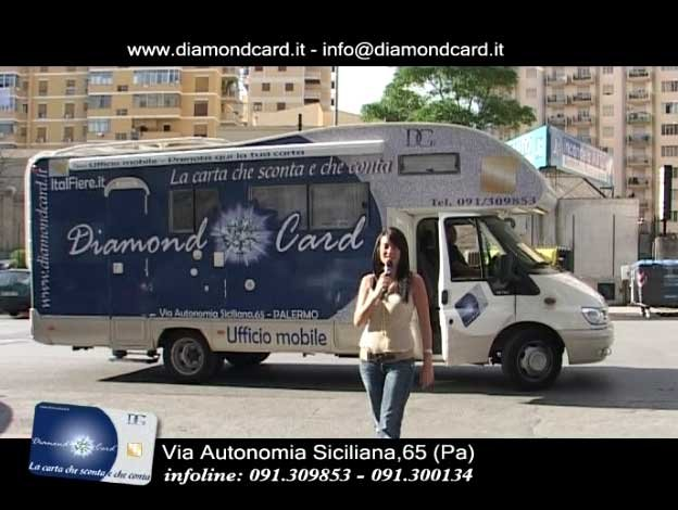 Ufficio Mobile Diamond Card