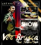 "atmosphera rest & lounge presenta ""the show night"""