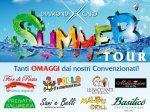 """venerdì 8 - sabato 9 - domenica 10 agosto """"summer tour"""" diamond card a cinisi -terrasini"""