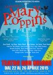 """teatro don orione dal 22 al 26 aprile 2015 """"la favola di mary poppins"""""""
