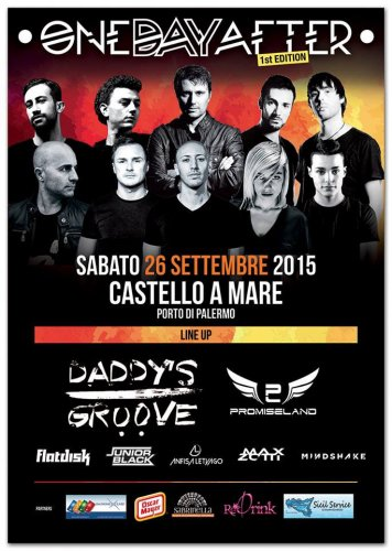 """One Day After"" 1st Edition - Castello a Mare - Sabato 26 Settembre"