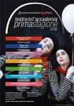 accademia internazionale del musical - teatro dell'accademia prima stagione 2016