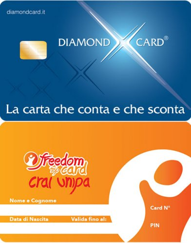 Nuova partnership tra Diamond Card e Freedom Top Card Cral Unipa